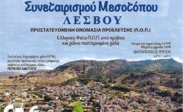Η φέτα Μεσοτόπου ήδη ταξίδεψε στην Ελλάδα και ετοιμάζεται και για το εξωτερικό